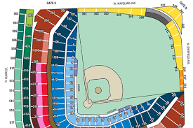 Cubs Seating Chart 2018 Cubs Release 2015 Ticket Price Tiers Bleed Cubbie Blue