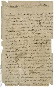 reading the r tics the collation opening of hazlitt s essay on shakespear and milton pg 37