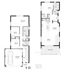 small townhouse floor plans home deco 2 bedroom two story