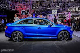 2018 audi rs3. delighful audi 2017 audi rs3 sedan my 2018 for us market live at 2016 paris motor  with audi rs3 a