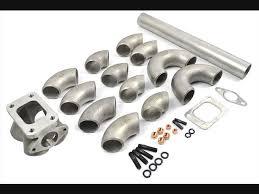 d i y weld el turbo manifold kit