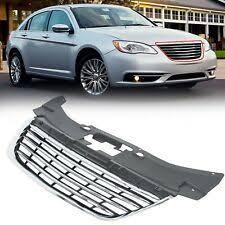 <b>Решетки радиатора</b> Chrysler — купить запчасти c доставкой на ...
