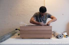 homemade modern diy ep60 stackable planters step 9