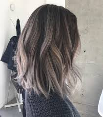 Hair Colour Ideas With Spectacular Light Ash Brown Hair