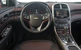 2013 Chevy Malibu Interior Photo #48523698 - Automotive.com