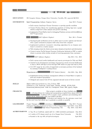 11 Projects On Resume Letter Of Apeal