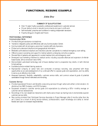 Resume Examples Summary Statement For Sales Of Qualification Sample