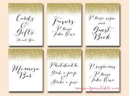 Baby Wedding Signs Ba Shower Bridal Magical 88FqAU