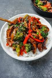 <b>Chinese</b>-<b>Style</b> No Beef and Broccoli (Vegan)