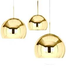 gold crystal mini pendant light golden large rings led mirror ball lamp rose round jeweled bronze rose gold mini pendant light