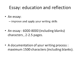 guidelines apply for positions bring your cv guidelines short  2 essay education and reflection