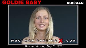 WoodmanCastingX 8102 Goldie Baby 20yo Russian Full Casting.