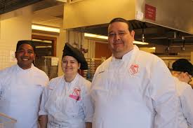 education chef erwin s blog angela schnell was the kitchen manager for my event assisted by her understudy joe
