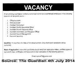 office assistant web developer assistant accountant assistant job description