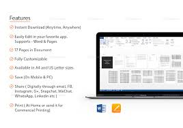 Simple Report Template Simple Annual Report Template In Word Google Docs Apple Pages