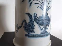 Porcelaine de Paris Decor Lamballe Porzellan Motiv Vase 3315