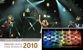 church lighting design ideas. Church Stage Designs - 2010 Lighting Design Ideas