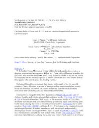 Not Reported in Cal.Rptr.3d, 2008 WL 352356 (Cal.App. 3 Dist.) Not  Officially Published (Cal. Rules of Court, Rules 976, 977) On