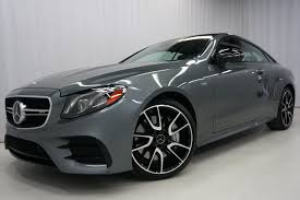 A beltless turbo engine with eq boost electric assist. 2019 Mercedes Benz Amg E53 4matic Coupe Amg E 53 Stock F083092 For Sale Near King Of Prussia Pa Pa Mercedes Benz Dealer