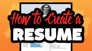 Create A Simple Resume In Illustrator Cc Youtube