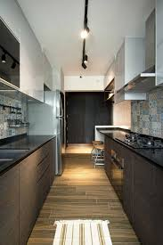 home design inside. View In Gallery Small Contemporary Kitchen Design Inside Stylish Home Singapore E