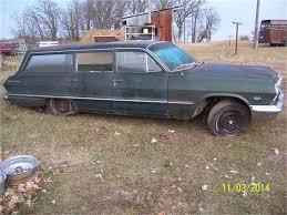 1963 Chevrolet Station Wagon for Sale   ClassicCars.com   CC-600052