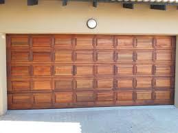 single and double meranti garage doors in randburg
