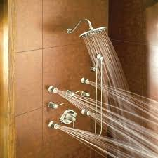 moen shower systems charming shower head faucet in chrome shower system home victory systems designs rain