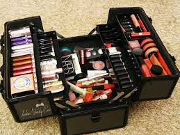 kryolan train case