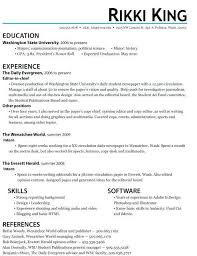 Resume For Internships Resume Examples For Internships Hr Intern Resume Internship Resume