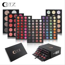 tz latest cosmetics 6 layers all in one makeup kit eyeshadow blush lip gloss contour foundation powder palette canada 2019 from cangchun