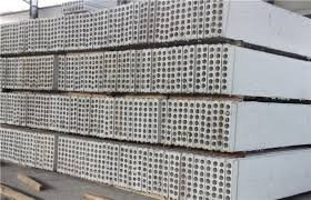 sound insulation precast lightweight interior wall panels for residential building