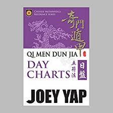 Qi Men Dun Jia Day Charts Five Charm Method Kindle