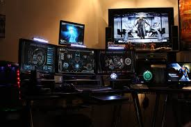 tony stark office. cool garage man caves tony stark inspired cave by edreyes office s