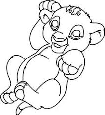 9 Best Ausmalbilder Simba Images Coloring Pages Colouring Pages