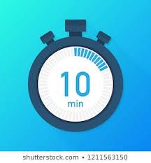 10 Minute Stock Illustrations Images Vectors Shutterstock