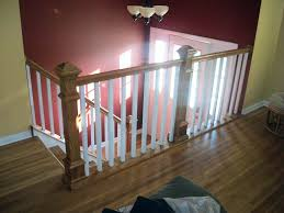 Staircase Railing Ideas the numerous stair railing ideas for your home designs ellecrafts 7161 by guidejewelry.us