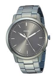 fossil the minimalist 3h fs5460