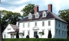 Plan W CC  Elegant Federal Period Home Plan   e ARCHITECTURAL    W CC