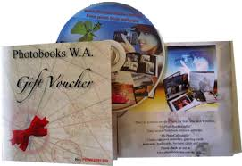gift vouchers are a great way enabling a special person to create a stunning photo book
