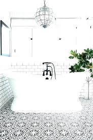 chandelier over bathtub modern