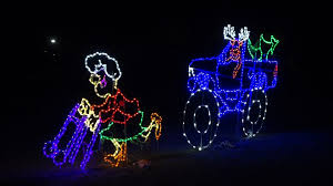Christmas Lights In Elmira Ny Twinkle Town Opens At Bradley Farms Just In Time For The