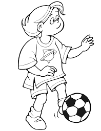 Small Picture Kids Sports Printables