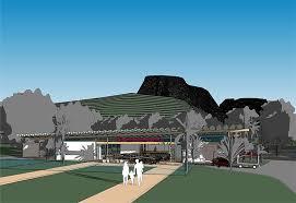 Lord howe island (ldh) flights & flight status. Lord Howe Island Airport Terminal Spantech