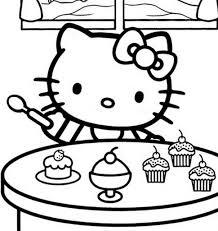 147 Dessins De Coloriage Hello Kitty Imprimer Sur Laguerche Com