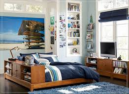 cool bedroom ideas for guys. Image Of: Teenage Guys Room Design Cool Bedroom Ideas For