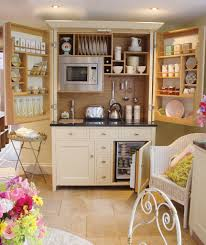 Hidden Kitchen 12 Great Small Kitchen Designs Living In A Shoebox