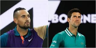 Nick kyrgios has accused novak djokovic of lacking 'leadership and humility' after he and fellow competitors tested positive for coronavirus earlier this summer. Iuzlp O2v Gim