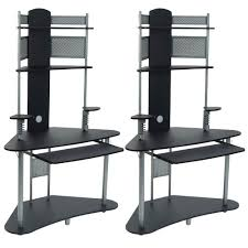 Studio Designs Arch Tower Computer Desk Amazon Com Studio Designs Home Office Furniture Arch Tower
