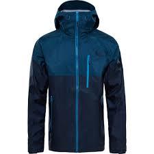 mens jackets coats available from blackleaf north face fuseform progressor goretex shell jacket urban navy fuse